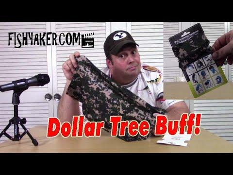 Dollar Tree Knock-Off Buff: Fishing Tackle Tips