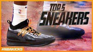 Top 5 Sneakers in the NBA #NBAKICKS - Week 2