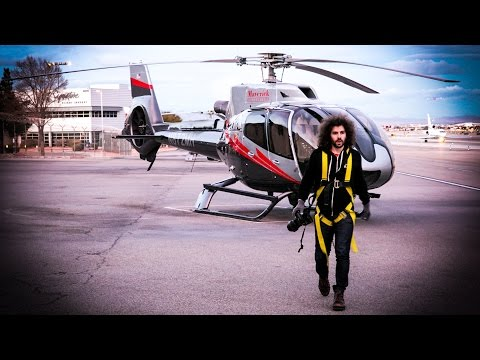 """Extreme Photography Hanging From A Helicopter: Canon 5D Mark III and Canon 11-24 F4 """"5 Min Portrait"""""""