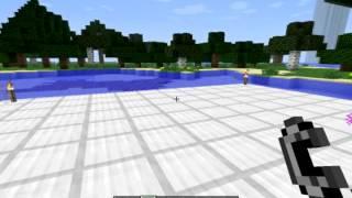Minecraft-Como fazer um portal para o Inferno (The Nether)