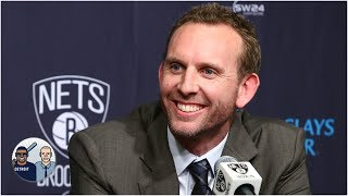 Why Nets' GM confronting refs in locker room is 'infomercial' for Brooklyn | Jalen & Jacoby