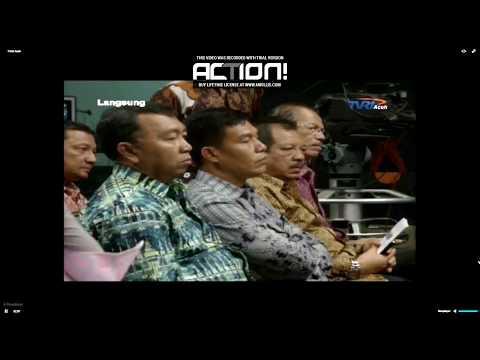 """Dialog Interaktif yang disiarkan langsung di TVRI Aceh membahas tentang """"Masyarakat Tahan Becana"""""""