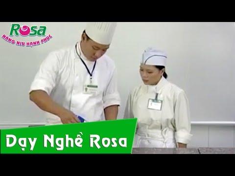 Kỹ thuật đánh kem bằng tay