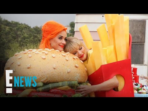 Why Taylor Swift & Katy Perry's Truce Is What We Need Right Now | E! News