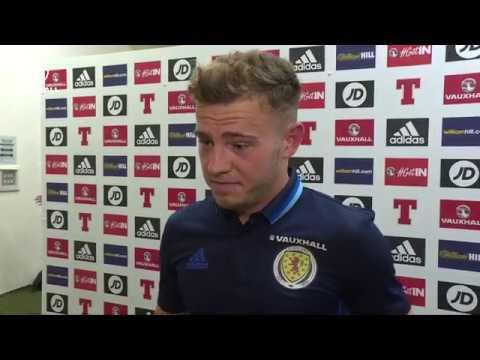 REACTION | Ryan Fraser on Scotland v England