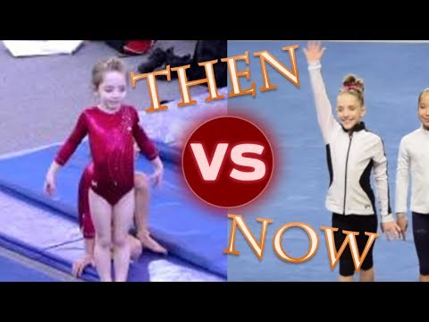 The Best 4 Year Old Gymnast In The World Konnor Mccl