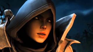Diablo 3★Demon Hunter Cinematic★ [Original]Official Diablo III [D3 CutScene] Trailer