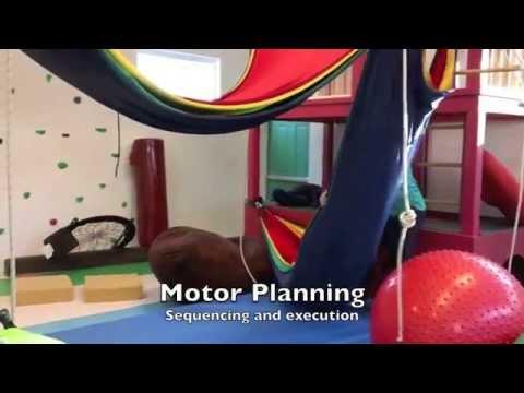 Tools for Sensory Integration: Acrobat Swing Fun