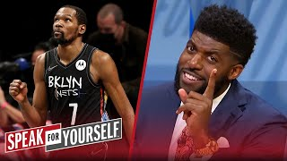 Emmanuel Acho apologizes to Kevin Durant after historic GM 5 performance | NBA | SPEAK FOR YOURSELF