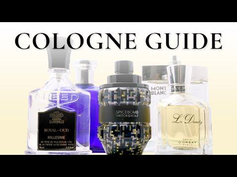History Of Cologne & Fragrances for Men - Gentleman's Gazette