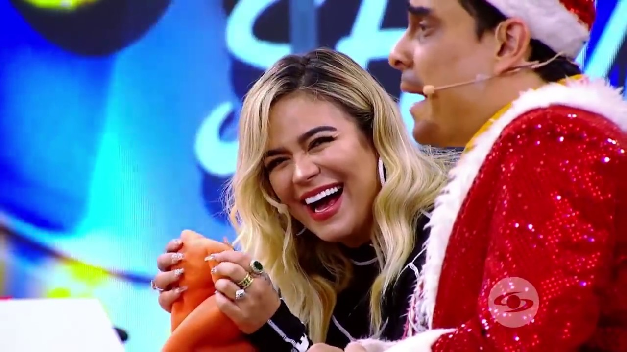 Karol G en The Suso's Show - Caracol TV