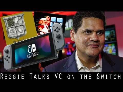 Reggie Talks About Virtual Console, Pikmin 4, and Supply Problems with Nintendo Switch