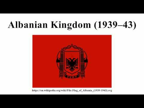 Albanian Kingdom (1939–43)