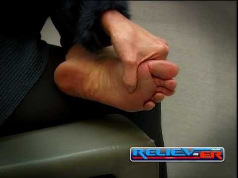 MyReliever.com, Foot Pain and Foot Arthritis Pain Relief with the Reliev-ER!- HD