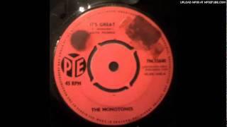 The Monotones- It's Great [pye/british Beat Double-sider]