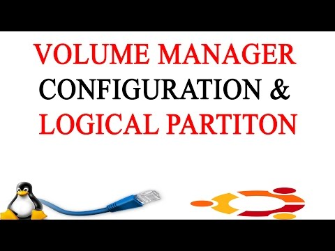linux volume manager | how to configure logical partition | step by step
