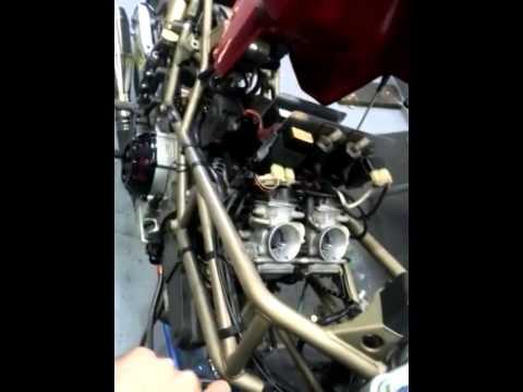 Carburetor Rebuild  Ducati  Monster