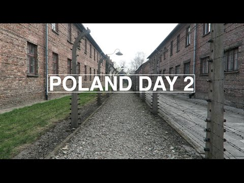 POLAND DAY 2 -  Visit To Auschwitz Concentration Camp