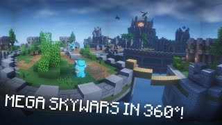MEGA SKYWARS HIGHLIGHTS in 4k 360° with SHADERS