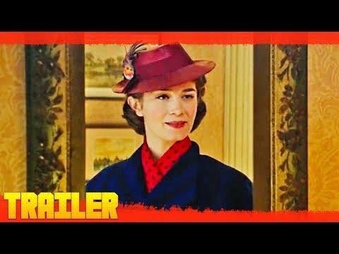 El regreso de Mary Poppins (2018) Disney Tráiler Oficial Subtitulado