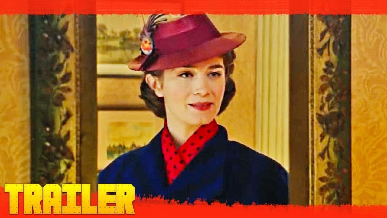 b0e90105e El regreso de Mary Poppins (2018) Disney Tráiler Oficial Subtitulado