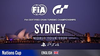 [English] World Tour 2020 - Sydney | Nations Cup