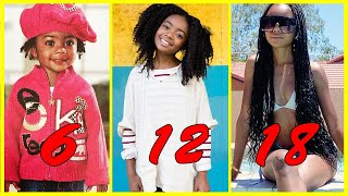 Skai Jackson From 1 T๐ 18 Years Old Star News