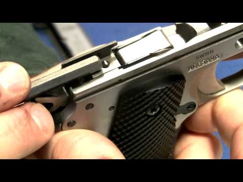 A 1911 Modification You've Never Seen