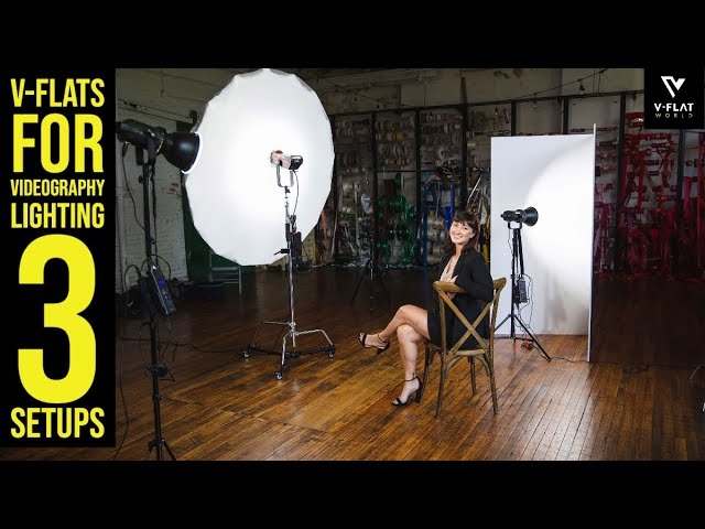 using v flats for videography 3