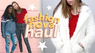 FASHION NOVA TRY-ON HAUL 2018 (supa trendy)