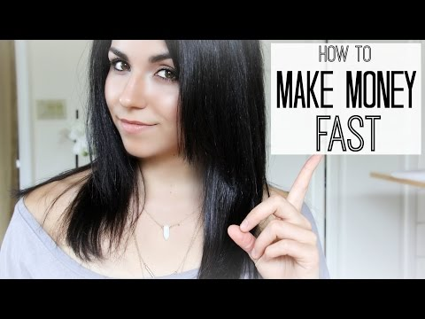 How to Make Money FAST for Teenagers + Students!