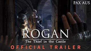 Thrilling medieval thief experience VR game [ROGAN: The Thief in the Castle]
