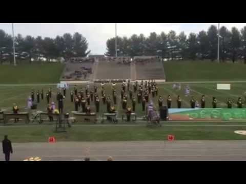 Radford High School Marching Band- Promise of Spring
