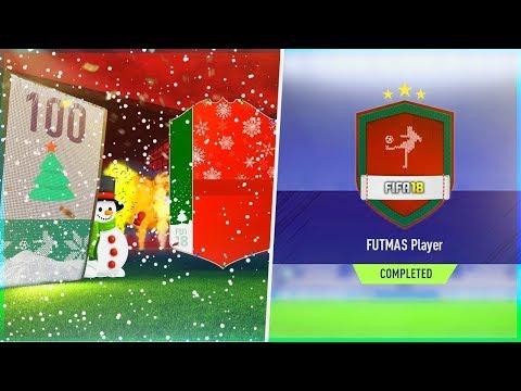 ŚWIĄTECZNY CHALLENGE OD EA ?! ANTONIOOOOOOOO ! | FIFA 18 ULTIMATE TEAM