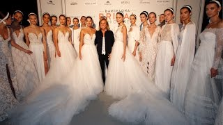 Barcelona Bridal Fashion Week: показ Rosa Clara