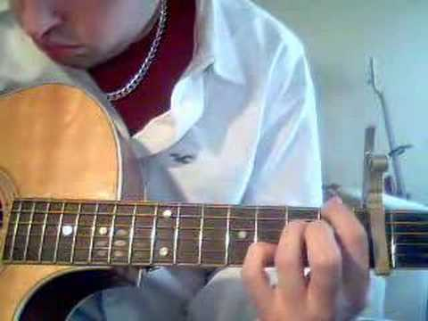 Counting Crows Colorblind Guitar Youtube