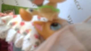 "Lps сериал - .L.O.V.E. 3 серия ( "" заболевший демон "" )"