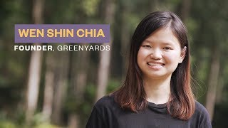 Meet Queen's Young Leader Wen Shin Chia