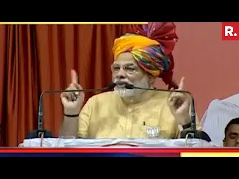Gujarat Elections 2017: PM Modi Rally In Nadiad - Full Speech
