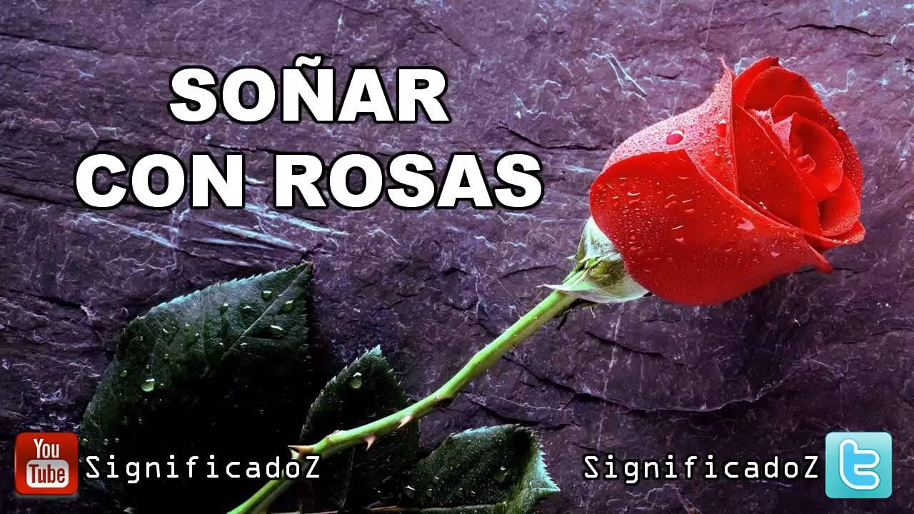 Significado De Soñar Con Rosas Youtube