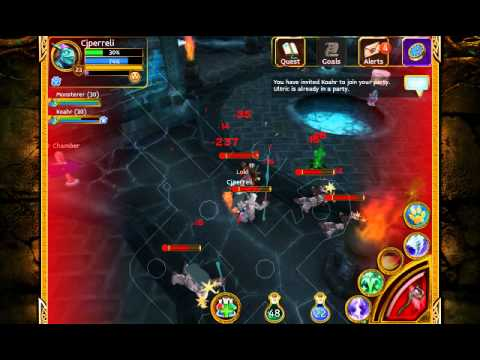 Arcane Legends W/ CJPerreli - FACING FROSTIR - Part 83