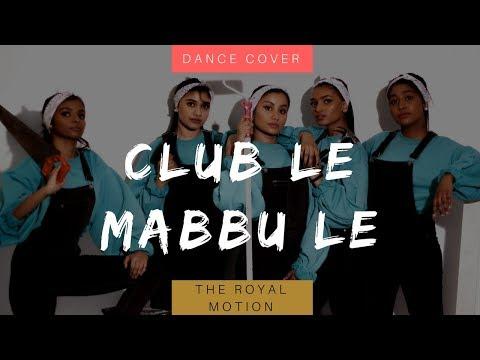 Meesaya Murukku - Club Le Mabbu Le | Hiphop Tamizha | THE ROYAL MOTION