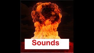 Download Nuclear Bomb  Sound Effects All Sounds