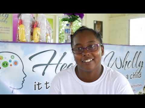 GUYANA, Ambika RAMRAJ - Beauty with a Purpose