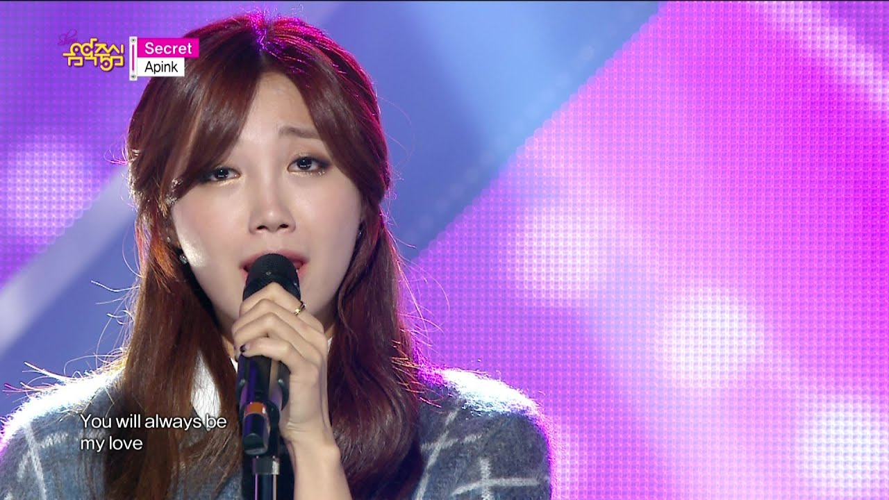 [Comeback Stage] Apink - Secret, 에이핑크 - 시크릿, Show Music core 20141122