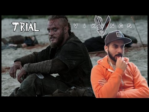 Vikings  Season 1 Episode 4 REACTION!