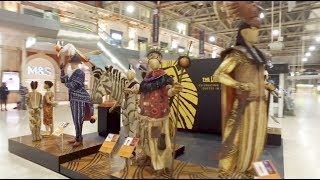 THE LION KING: Celebrating 15 Million Guests in London