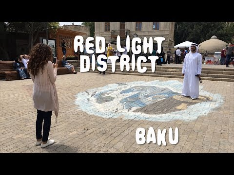 Red Light District | Baku | #WORLDWIDEARAB