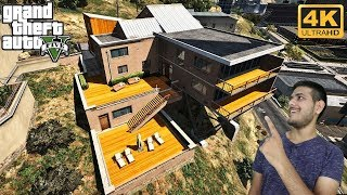 GTA 5 : BUYING A NEW BUNGLOW 😍