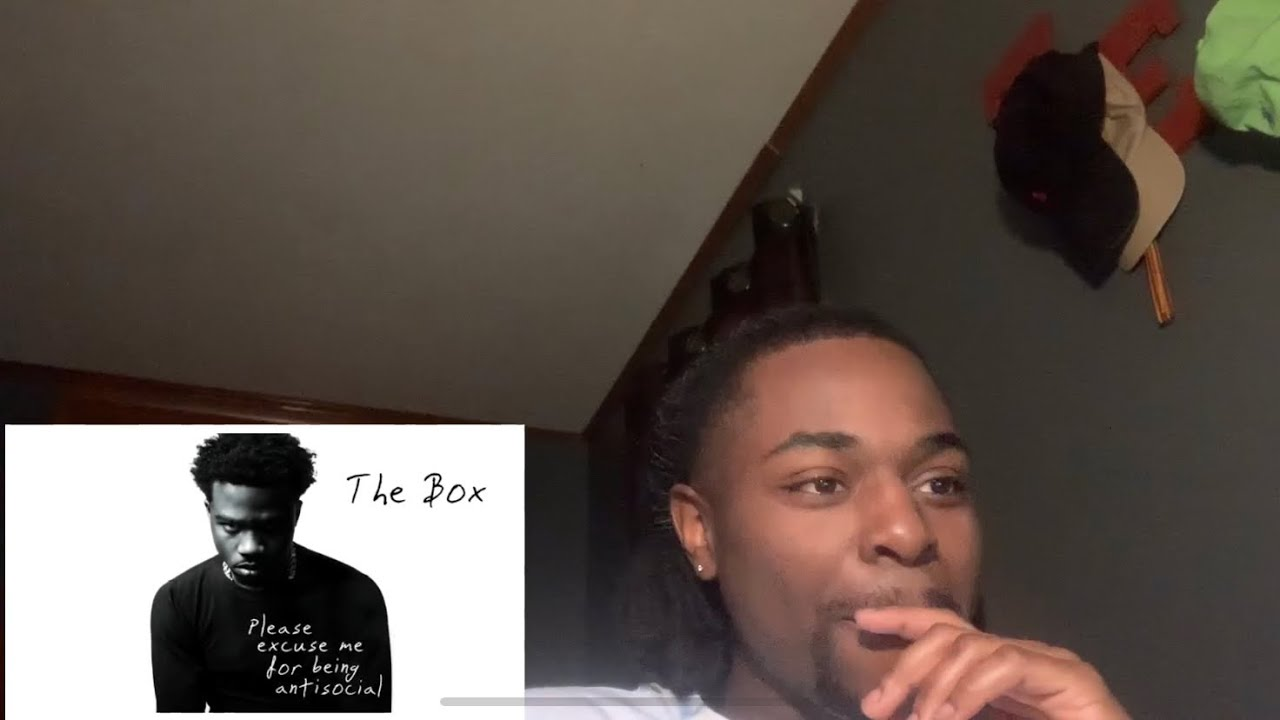 Roddy Ricch The Box Official Audio Reaction Youtube